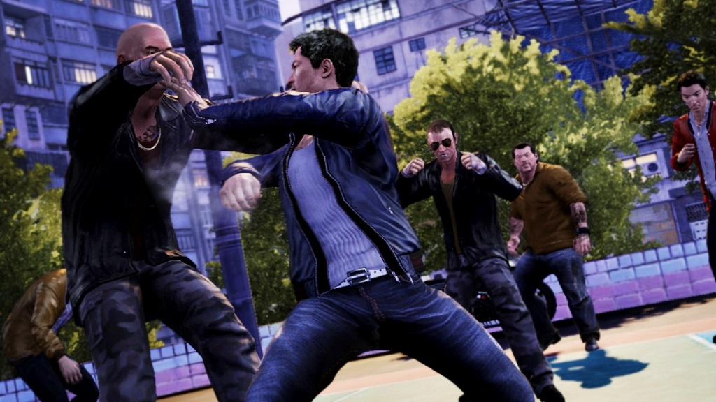 Square Enix cares about Metacritic scores as much as it does about the action in Sleeping Dogs