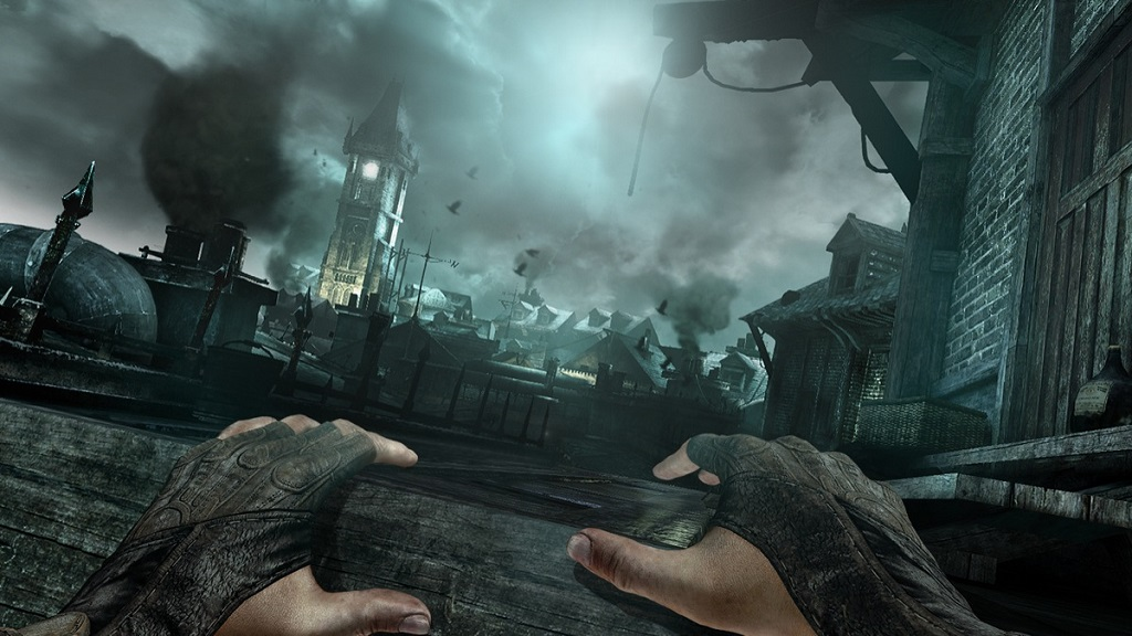 Adventure awaits… But sadly, navigating the city in Thief was an exercise in frustration