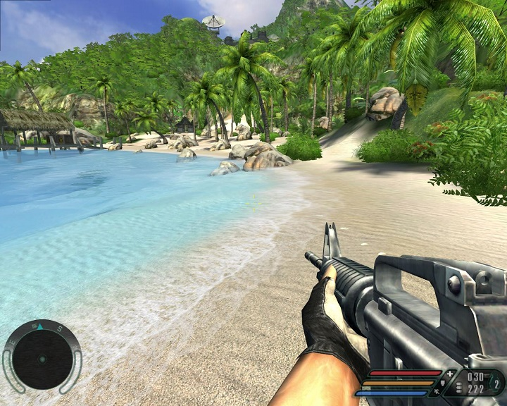 7 Far Cry 2004 Lakebit
