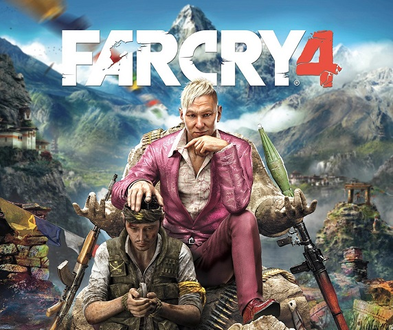 The controversial Far Cry 4 box cover. How racist is it?