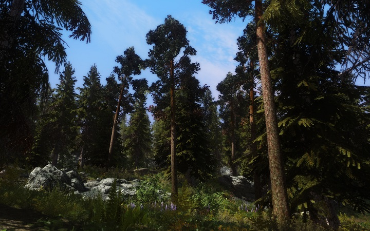 5  Skyrim Flora Overhaul - Lakebit