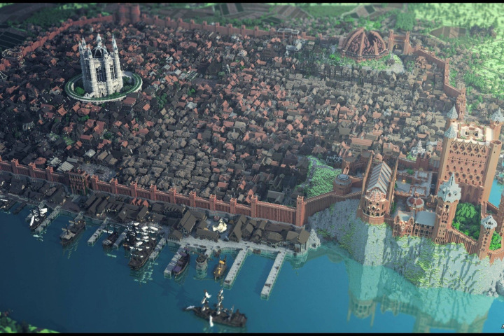 minecraft-kings-landing