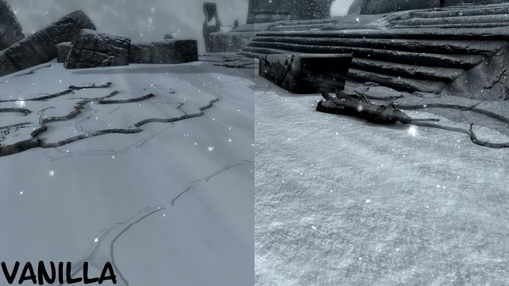 Better Dynamic Snow - Lakebit