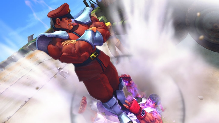 6. M. Bison (Street Fighter II) - Lakebit