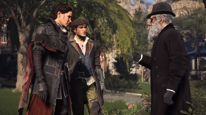 Top Personalities In Assassin S Creed Syndicate Historical Characters Trailer Lakebit