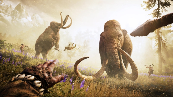 far-cry-primal-mammoths