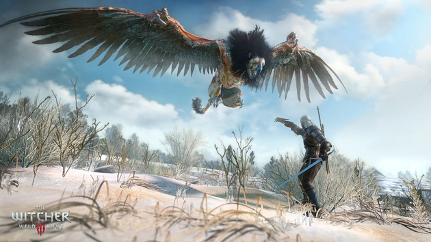 the-witcher-3-wild-hunt-geralt-vs-griffin