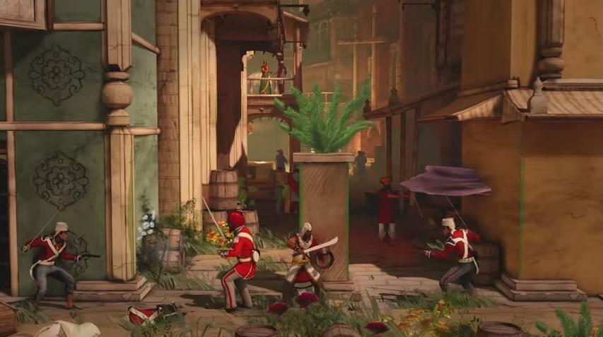 Assassin S Creed Chronicles India Trailer Shows Prince Of Persia