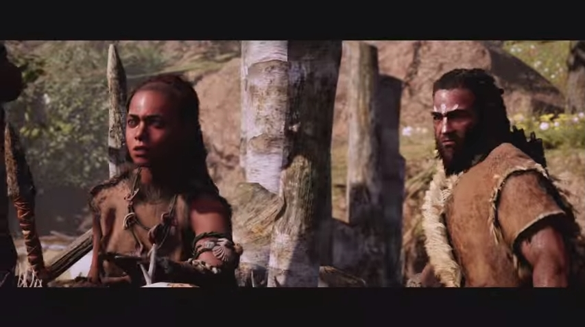 Latest Far Cry Primal Trailer Shows Violent Combat Between Tribes Lakebit