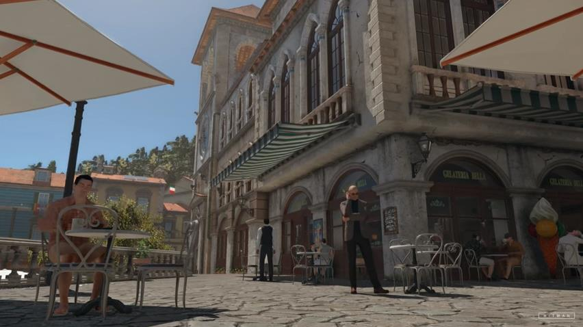 hitman-sapienza-episode-cafe