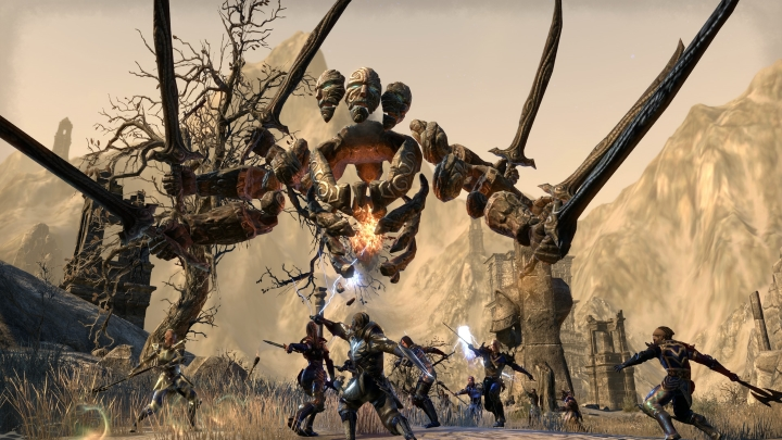 the-elder-scrolls-online-gameplay
