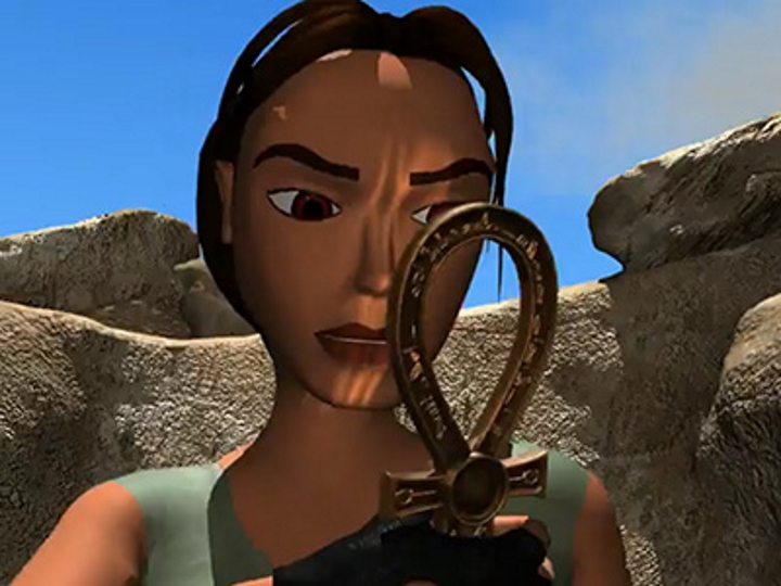 9 Tomb Raider The Last Revelation 199 Lakebit