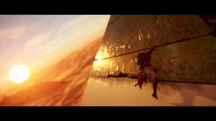 Assassin S Creed Origins Gameplay Trailer Reveals Ancient Egyptian