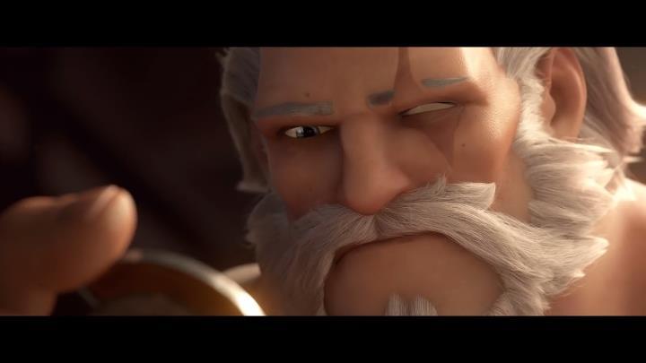 Reinhardt Stars In Latest Overwatch Animated Short Lakebit
