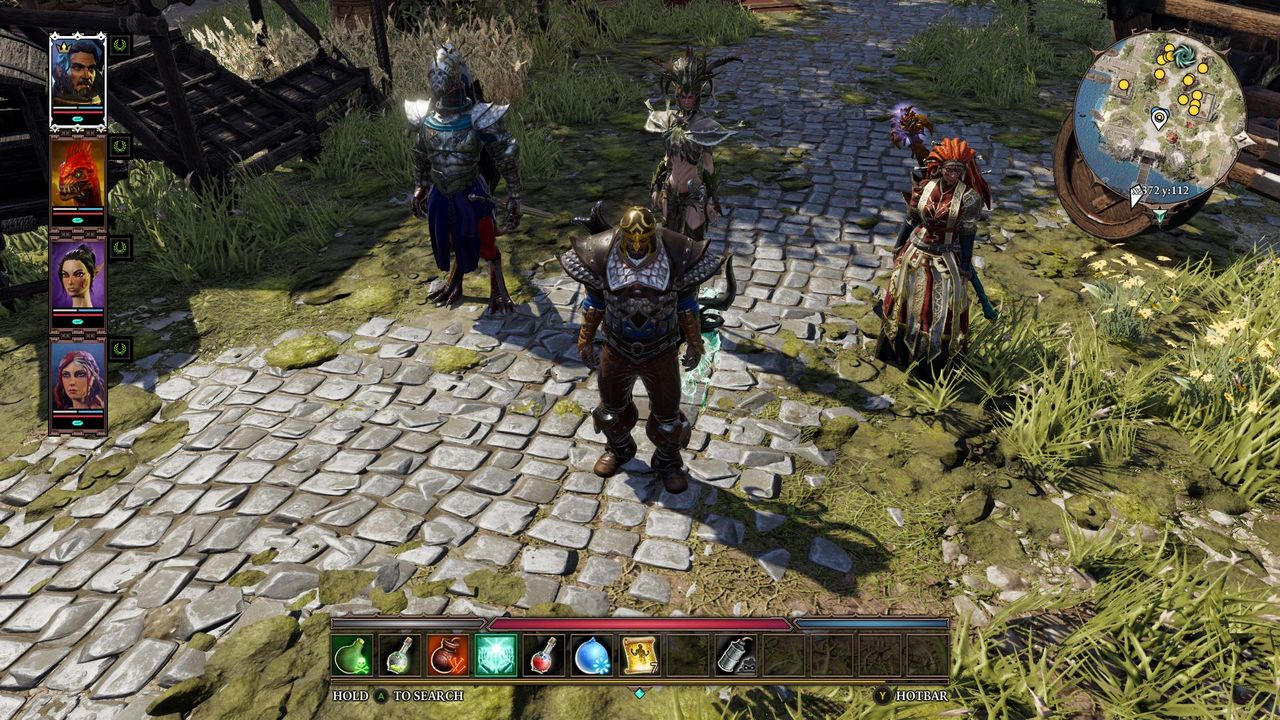 Divinity: Original Sin 2 Definitive Edition review – Lakebit