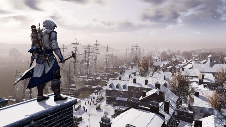 Assassin's Creed III Remastered Coming This March For Multiple Platforms
