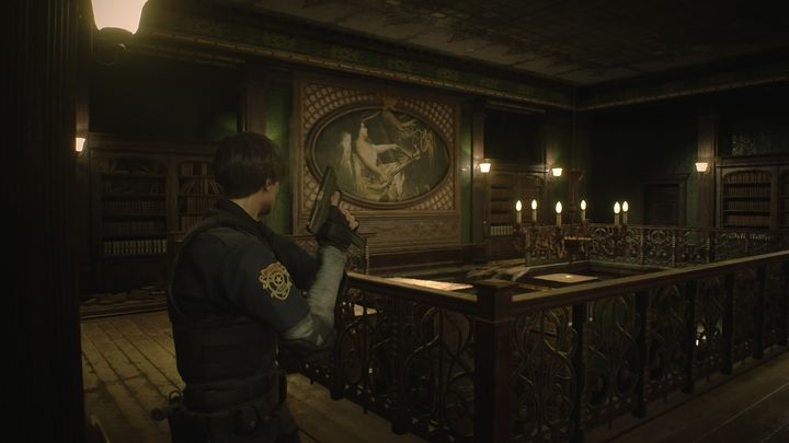 Resident Evil 2 Review Lakebit