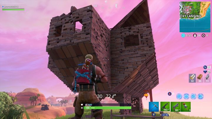 Fortnite Season 8 Week 6 Challenges Revealed Visit A Wooden Rabbit