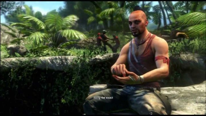 Far Cry 3 Actor Talks About Playing Vaas Again Lakebit